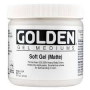 Soft Gel Matte 237ML Golden